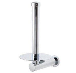 Chrome Spare Toilet Roll Holder by Quattro