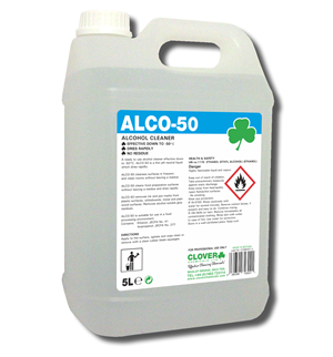 Alcohol Cleaner for Clean Rooms and Freezers 5-litre