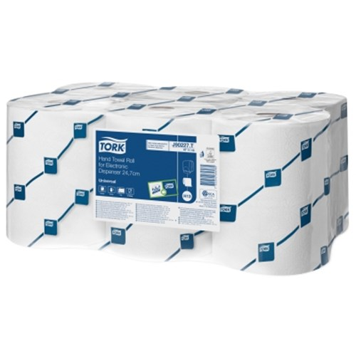 Tork 471116 Hand Towel Roll 1ply for Electronic Dispenser (6x145.5m)