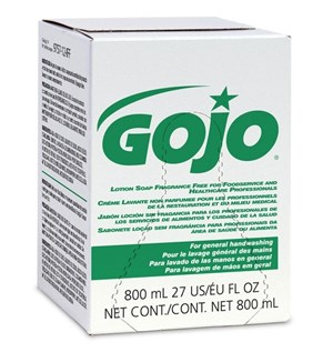Gojo 9757-06 Antibac Lotion Soap Fragrance Free 6x800ml