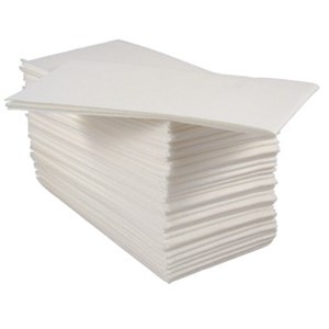 Swansoft DHT600 Deluxe Airlaid Hand Towel (600/case)