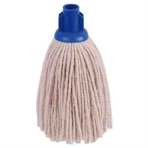 12oz PY Socket Mop - Blue