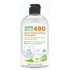 Clover ECO490 Hand Washing Detergent 300ml