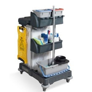 Numatic XCG1 Compact Janitorial Trolley (906248)