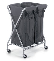 Numatic NX1002 Bag Trolley 2x100L (718069)