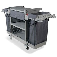 Numatic NuKeeper NKT2LL Housekeeping Trolley (906265)