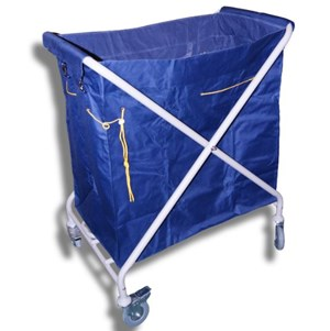 Laundry / Waste Bag Trolley 240litre (TRB240L)