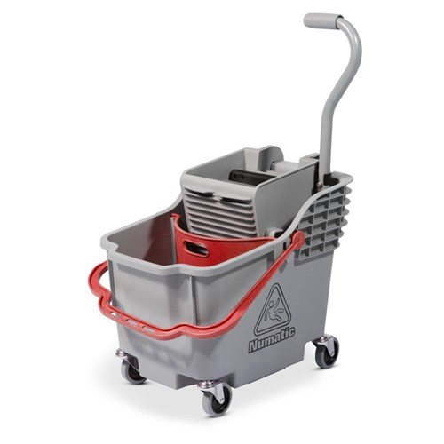 Numatic Hi-Bak HB1812 30litre Mopping System Red 907770