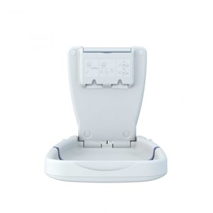 Vectair Babyminder Vertical White Baby Change Table (JBABYVERT)