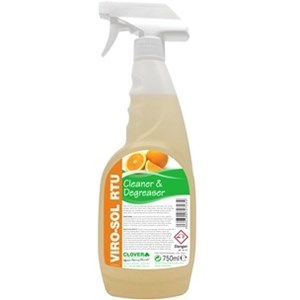 Virosol RTU Cleaner & Degreaser 750ml trigger