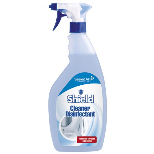 Shield Cleaner Disinfectant 750ml trigger