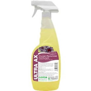 Ultra AX Virucidal Disinfectant 750ml