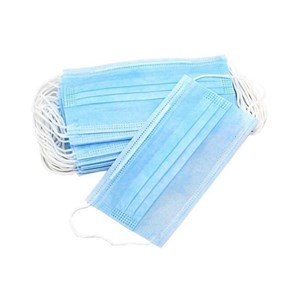 Standard Blue 3ply Face Masks (pack of 50)