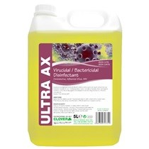 Ultra AX Virucidal Disinfectant 5litre