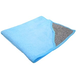 Quattro Q-Scrub Cloth Blue (pack of 10)