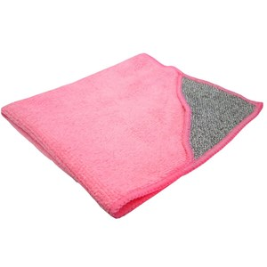 Quattro Q-Scrub Cloth Red (pack of 10)