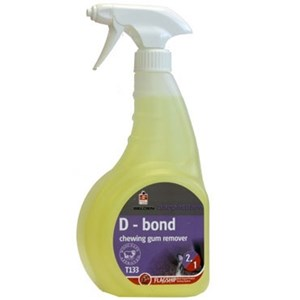 Selden D-Bond Chewing Gum Remover 750ml (T133)