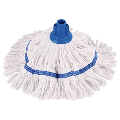 Optima Hygiene Socket Mop 200g Blue (single)