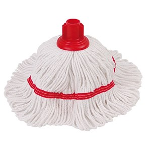Optima Hygiene Socket Mop 200g Red (single)
